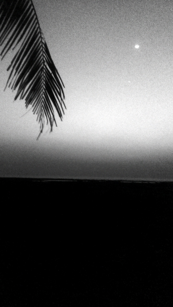 black and white photo series poetry